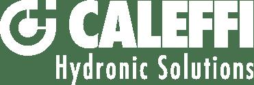 logotipo de la marca de componentes para instalaciones solares caleffi