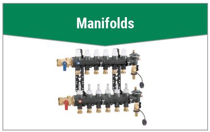 manifolds para sistemas de piso radiante marca caleffi