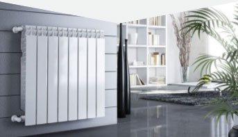 radiador de aluminio inyectado calidor