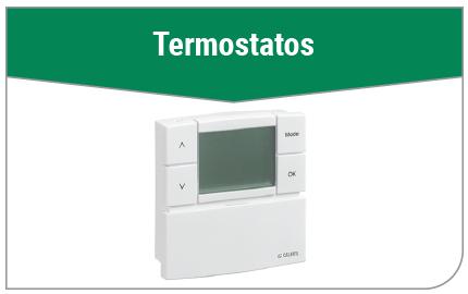 termostatos para sistemas de calefacción hidronica marca caleffi